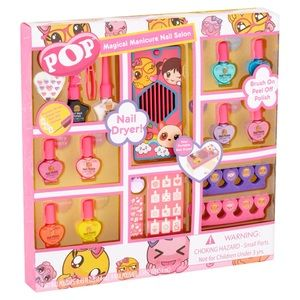 Pop Magical Manicure Nail Salon Collection